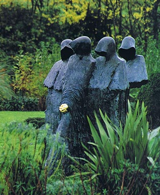 Livingstone Art Founders - Philip Jackson - Dangerous Liaisons