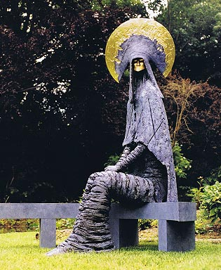 Livingstone Art Founders - Philip Jackson - Moonstruck